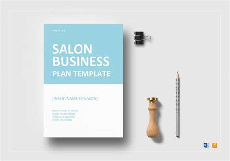 sample business plans  templates sample templates
