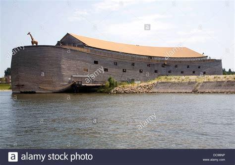 Ark Or Boat by Noah S Ark Noah Boat Ship Tourist Attraction Dordrecht