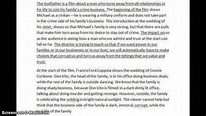 Essay On Film Financial Analysis Assignment Short Essay On  Essay On Film Shooting