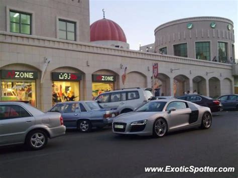 Audi R8 Spotted In Damascus, Syria On 08072009