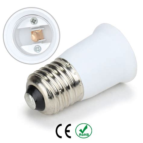 e27 to e27 extender l holder base bulb extend extension