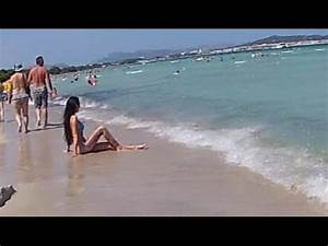 Bilder Am Strand : alcudia strand mallorca sau geiler strand sauber youtube ~ Watch28wear.com Haus und Dekorationen
