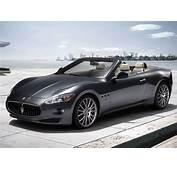 Top Luxury Cars  2011 Maserati Gran Cabrio