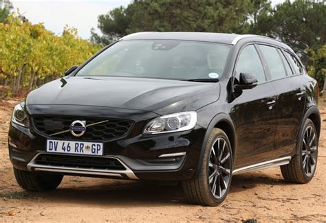 road test volvo  cross country wheels