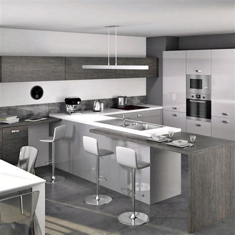 cuisine blanche et marron cuisinella le havre cuisine moderne plan besancon cuisine moderne plan besancon with cuisinella