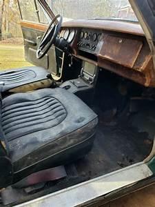 1960 Jaguar Mk 2 Saloon 3 8l 4 Speed Manual W Electric