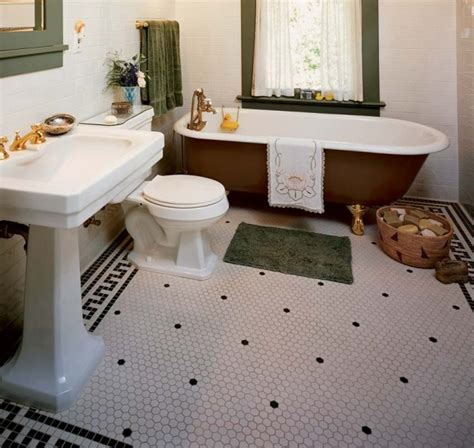 arts and crafts floor l unique bathroom floor tile ideas advice for your home