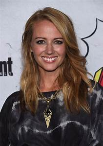 Amy Acker – EW Party at San Diego Comic-Con International ...
