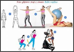 Как похудеть за неделю в ляшках и попе в домашних условиях подростку упражнения