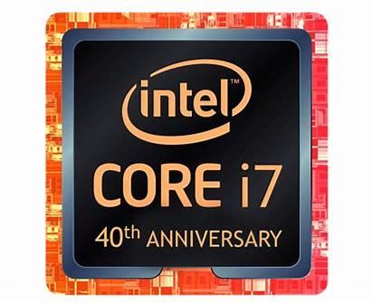 Intel I7 Core 8086k Cpu Processor Anniversary