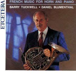 french   horn  piano barry tuckwell songs