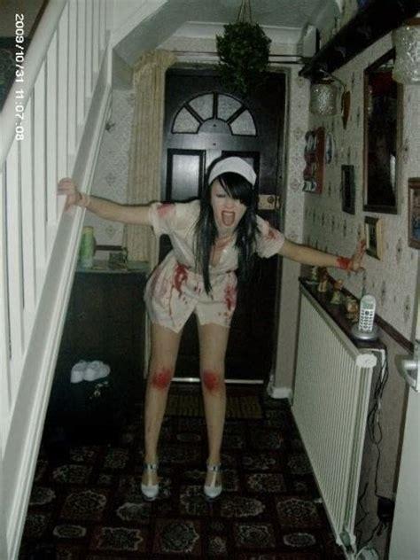 halloween outfit silent hill nurse  nurse costume