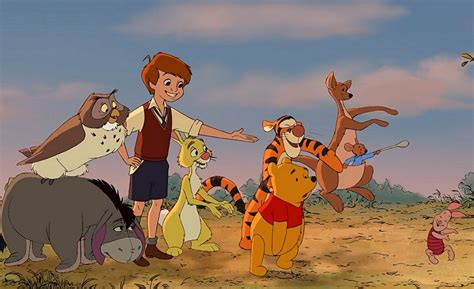 winnie the pooh live disney s live action winnie the pooh movie point of geeks