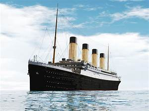 Titanic Facts For Kids