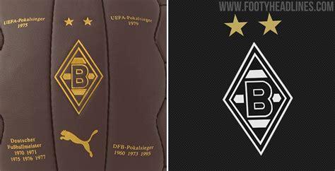 Adidas fc bayern münchen home shorts 20/21 herren fan hose rot fq2903. Puma to Release Gladbach 120th Anniversary Fourth Kit - Footy Headlines