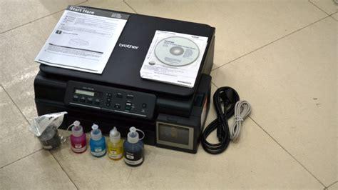 Pobierz najnowsze instrukcje i podręczniki użytkownika dla produktów brother. Brother Driver Dcp-T500W - A smart printer design that takes the hassle out of ink refilling ...