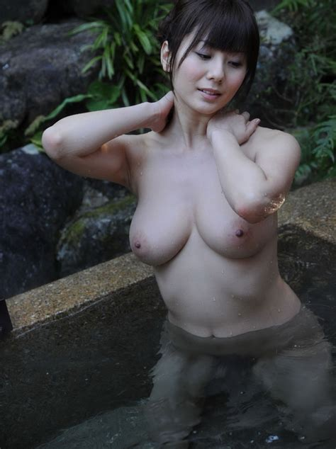 Asian Babes Db Outdoor Bathing Nude Girl