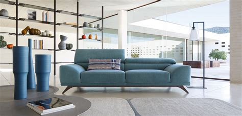 Roche Bobois Contemporary Sofa by Roche Bobois Azur 3 Seat Sofa Designed By Philippe