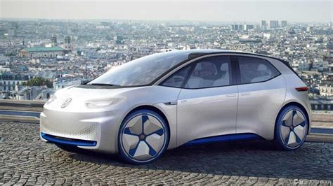 news volkswagen id hatch  undercut tesla model