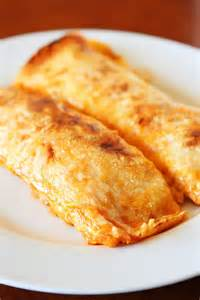 Cheesy Chicken Burritos Recipe
