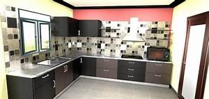 Types of Kitchen Cabinet Material - Infurnia - Interior