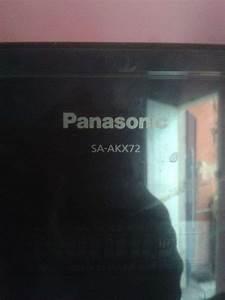 Equipo De Sonido Panasonic Sa-akx72 - Car34