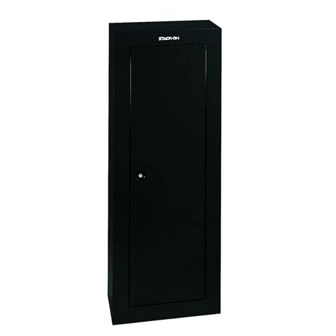 stack on 8 gun security cabinet stack on 8 gun steel security cabinet gloss black gcb 908