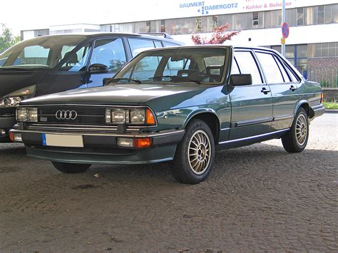 Audi 100 20 1979 Auto Images And Specification