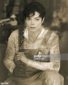 Singer/Songwriter Michael Jackson in 1995. News Photo ...