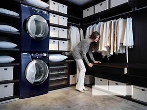 Trockner Auf Waschmaschine Schrank : trockner auf waschmaschine im begehbaren kleiderschrank ~ Michelbontemps.com Haus und Dekorationen