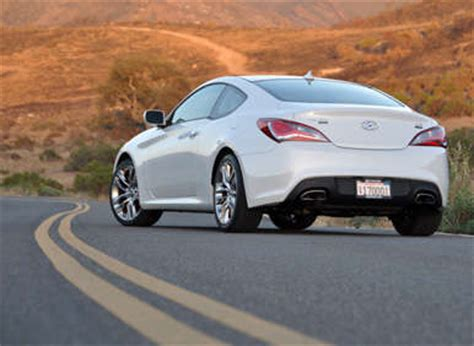 hyundai genesis coupe sports coupe quick spin review
