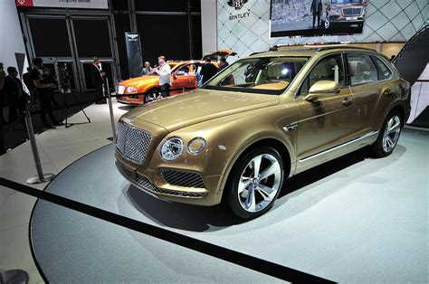Bentley Bentayga Picture by 2017 Bentley Bentayga Picture 647125 Car Review Top