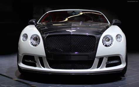 Mansory Bentley Continental Gt 2011 Widescreen Exotic Car