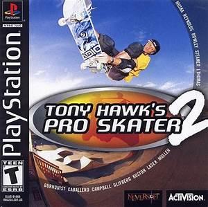 Play Tony Hawk's Pro Skater 2 Sony PlayStation online ...