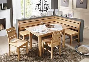 Dekoration Für Esstisch : eckbankgruppe kiefer massiv inklusive esstisch und zwei stuhl in einem einfachen design f r ~ Sanjose-hotels-ca.com Haus und Dekorationen