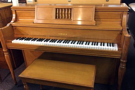 Console Yamaha by Used Yamaha 1976 Console Piano