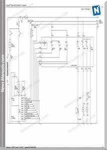 Raymond Forklifts S 101 Sn 20000 Up Schematics Manual