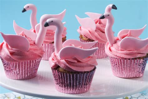 jeux de cuisine de cupcake cupcakes flamants roses la tendance flamingo