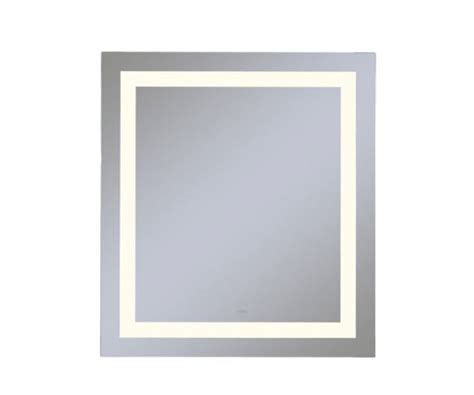 Robern Mirrors by Robern Vitality Lighted Mirror Collection Mirrors The