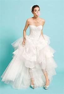 dress fun flirty tiered wedding dresses 2047097 weddbook With fun wedding dresses