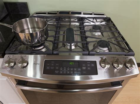 Ge Profile Stove Top Glass ? Home Ideas Collection