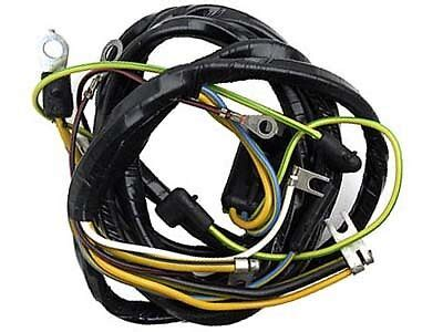 65 Mustang Wiring Harnes by 64 189 65 Mustang Generator To Regulator Wiring Harness V8