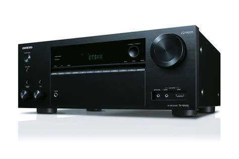 Onkyo Neue Avreceiver Mit Hdr, Dolby Atmos & Dtsx 4k