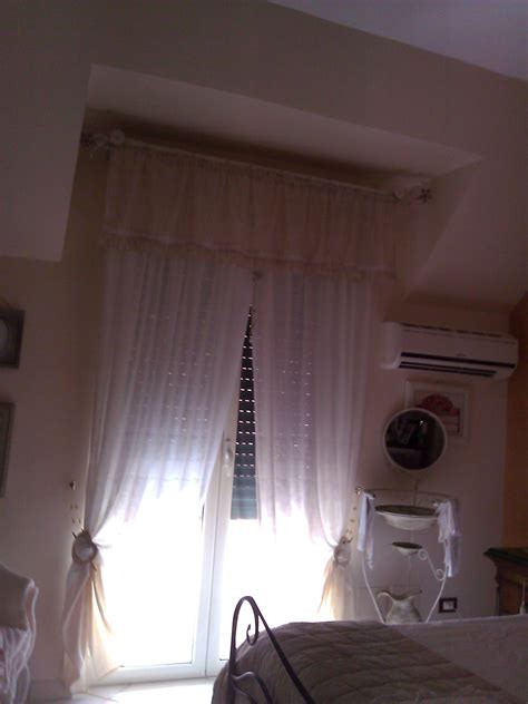 tende di lino per cucina tende uncinetto bagno gallery of copri cassonetto tenda