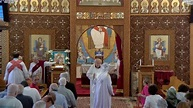 St. Abraam Coptic Church, NY - Arabic Liturgy 2017-06-18 ...