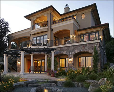 toscano sul lago demetriou architects custom home building  remodeling bellevue kirkland