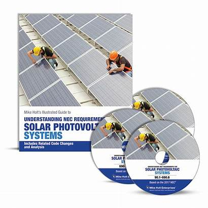Solar Nec Photovoltaic Textbook Dvds Systems Mike