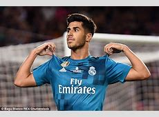 Real Madrid's Marco Asensio Spain's star of a generation