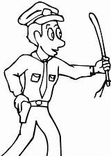 Community Coloring Helpers Policeman Robber Clip Protecting Template Bank Netart Workers Sketch Criminals Printable sketch template