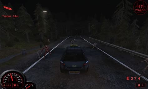 mountain pass night image killing floor vehicle mod